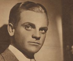 Love this photo of James Cagney.He had big beautiful, expressive eyes!