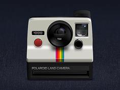 Polaroid Land Camera 1000 by Philipp Datz