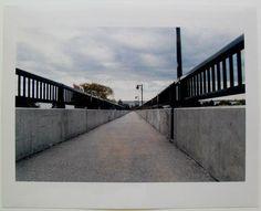 $29.99  Signed Limited Edition Photograph Bridge Perspective BY Eduard Urwalek | eBay #photography #bridge