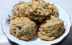 Grain Crazy: Healthy Oatmeal Cashew Chocolate Chip Cookies (Vegan)