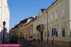 Le quartier de Várnegyed ~ Budapest