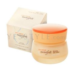 Buy 'Etude House – Collagen Moistfull Firming Eye Cream' with Free International Shipping at YesStyle.com. Browse and shop for thousands of Asian fashion items from South Korea and more!