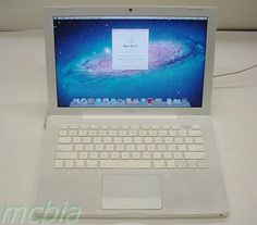 Model: A1181. You will receive ONE Apple MacBook Laptop. CONDITION:This MacBook has been tested to power on, check the specs, use photo booth, play a dvd, and use the wireless internet.