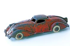 Antique Toys, Vintage Toys, 1950s Toys, Hobby Toys, Toy 2, Tin Toys, West Virginia, Old And New, Hot Rods