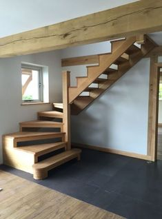 Ideas loft stairs diy attic spaces for 2019 Loft Staircase, Attic Stairs, House Stairs, Staircase Design, Staircase Ideas, Stairs For Loft, Basement Stairs, Attic Loft, Attic Rooms