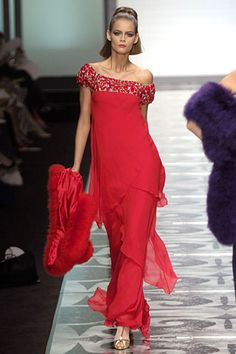 Valentino /  Fall 2006 Couture