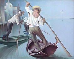 Giampaolo Ghisetti, Italian painter, approached painting toward the In the he takes part in many art exhibitions together with other artists achieving nominees and prizes. Italian Painters, Italian Artist, Magic Realism, International Artist, Venice Italy, Abstract Art, Art Gallery, Princess Zelda, Fine Art