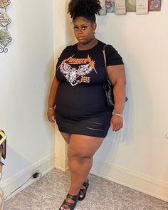 Plus Size Summer Fashion, Plus Size Fashion For Women, Plus Size Women, Thick Girls Outfits, Curvy Outfits, Girl Outfits, Plus Size Club Dresses, Plus Size Outfits, Curvy Girl Fashion