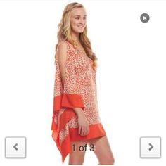 "Selling this ""Mud Pie Katie Convertible Sleeve Beach Tunic"" in my Poshmark closet! My username is: sunny82985. #shopmycloset #poshmark #fashion #shopping #style #forsale #Mud pie #Dresses & Skirts"