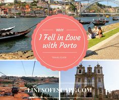Why I fell in love with Porto