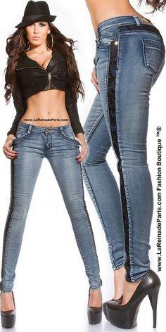 Chicas Sexy En Pantalones Ajustados - esbiguznet