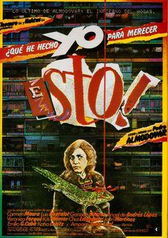 ¿Qué he hecho yo para merecer esto! (1984) | Surrealismo costumbrista... Uno de los primeros trabajos de Pedro Almodóvar es este alegato feminista por la...