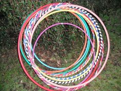 Picture of Hula hoop, UK style
