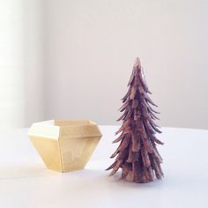 Cell Candle Holder by Tom Dixon