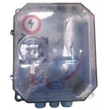 BLOC DE MASURA SI PROTECTIE TRIFAZAT 2 COMPARTIMENTE 32A 380V