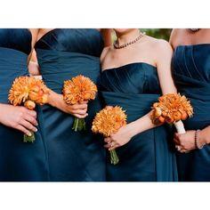 Wedding flowers via Polyvore