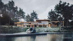 Atelier/D - LAMERWOOD HOUSE