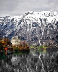 Lake of Brienz, Switzerland