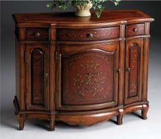 French Country Furniture | Tuscan French Country Style Decor Furniture Sofa Entry Hall Table