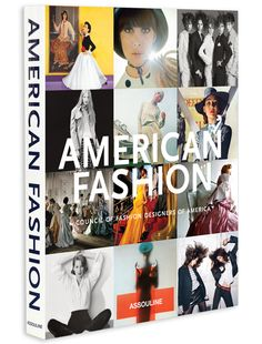 American Fashion Book http://www.bykoket.com/blog/american-fashion-book/