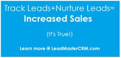 Lead Nurturing, Lead Management, Lead Men, Increase Sales, Equation, Software, Led, Learning, Studying