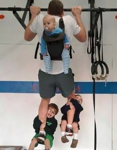 Hilarious Parenting Hacks Only Dads Can Invent - bemethis Epic Photos, Funny Photos, 3 Kids, My Children, Beautiful Status, Dad Of The Year, The Girlfriends, Super Dad, Girls Rules