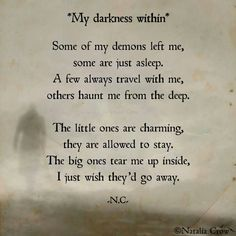 My Darkness Within