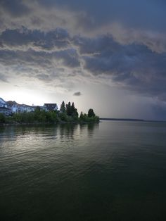 Cold Lake, Alberta - Thunderstorm blowing in July 2012 My Town, Thunderstorms, Canada, Cold, River, Adventure, Pretty, Nature, Photography