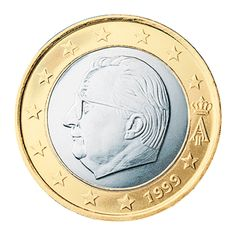 Belgium: Euro Coin (Initial Version)