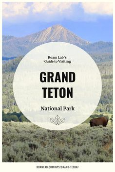 The Grand Tetons rise out of the Wyoming prairie with an abruptness and drama that cannot be ignored. The mountains form a 40 mile long active fault-block range that continues to grow as pressure forces the rocky fault upward with occasional, massive earthquakes. #grandteton #wyoming #mountains #nationalpark #roadtrip #travel #adventure #hiking #camping #outdoors Grand Teton National Park, National Parks, Wyoming Mountains, Road Trip Adventure, Road Trip Destinations, Travel Log, Camping Outdoors, Hiking Trails, Travel Around