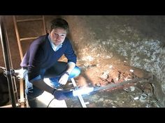 Unlocking the secrets of a tomb containing over bodies in the catacombs of Rome. Rome Catacombs, Bbc Two, Tv Channels, Ancient Rome, Documentaries, Mystery, Youtube, Bodies, Roman Britain