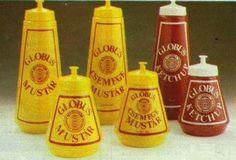 Mustar ketchup