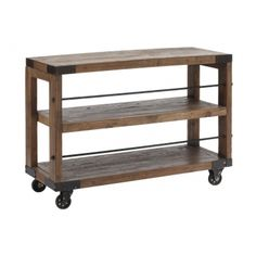 Rowan Shelf - Reclaimed Timber