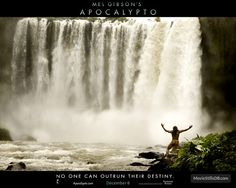 Apocalypto wallpaper with Rudy Youngblood