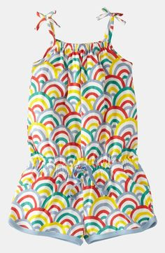 Mini Boden Jersey Playsuit (Little Girls & Big Girls) available at #Nordstrom