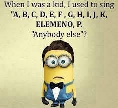 Everyone loves minions more than any other personality. So you love Minions and also looking for Minions jokes then we have posted a lovely minion jokes. Here are 28 Minions Memes pen Funny Minion Pictures, Funny Minion Memes, Crazy Funny Memes, Really Funny Memes, Minions Quotes, Funny Relatable Memes, Funny Facts, Memes Humor, Haha Funny