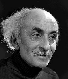 """نیما یوشیج  Nima Yooshij  a contemporary Tabarian and Persian poet who started the she'r-e now (شعر نو, """"new poetry"""") also known as she'r-e nimaa'i (شعر نیمایی, """"Nimaic poetry"""") trend in Iran. He is considered as the father of modern Persian poetry."""