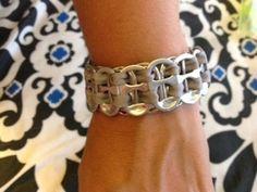 Cute pull tab bracelet