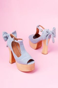 Wildfox x Jeffrey Campbell shoes