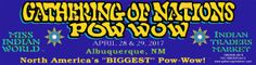 2017 Gathering of Nations Pow Wow