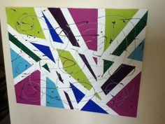 How to Paint a Vibrant Piece of Abstract Art