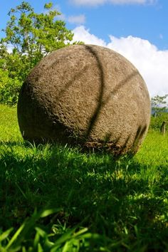 Ancient Orb found in Costa Rica