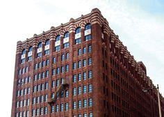 Art Deco ~ Detroit | The Argonaut Building