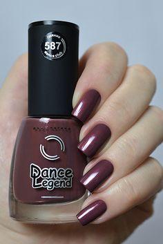 Comme il faut : №587 Dance Legend, Nail Colors, Nail Polish, Nail Art, Nails, Comme, Finger Nails, Ongles, Nail Polishes