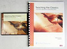 Teaching The Classics DVD Set And Workbook Adam & Missy Andrews Home School #TextbookBundleKit