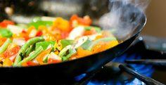 10 metodi di cottura e astuzie per cucinare sano
