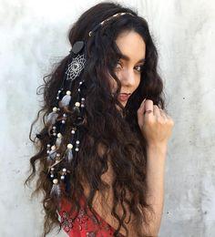 Dreamcatcher Hair Decor