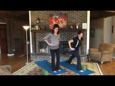 Yoga Warmup Sun Salutation with Lindsay Wilson- Trainer In Your Back Pocket - YouTube