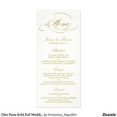 Elegant Purple And White Wedding Menu Templates X Paper