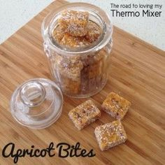 Apricot Bites | The Road to Loving My Thermo Mixer